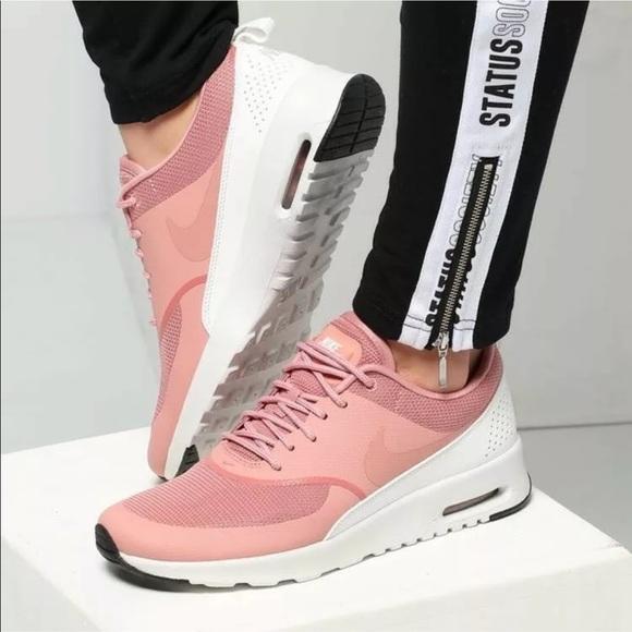 Womens Nike Air Max Thea Rust Pink